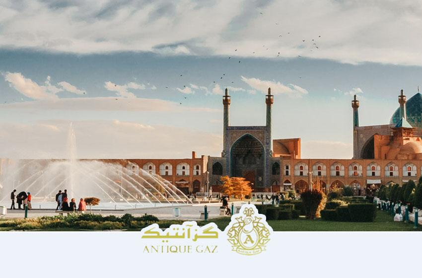 اصفهان شهر سوغاتی های خوشمزه ایران