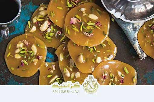سوهان عسلی اصفهان